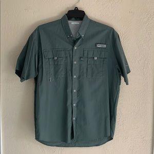 Columbia PFG Bonehead Short Sleeve Shirt
